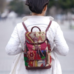 Kilim Bags - Kilim Backpacks