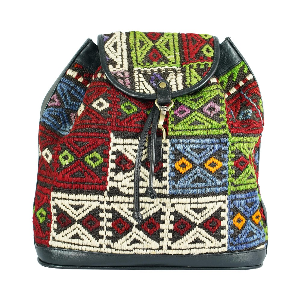 Kilim Backpack  - Kilim Bags Kilim Backpacks