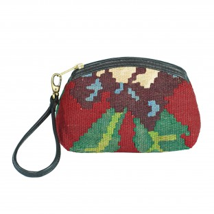 Kilim Makeup Bag  - Kilim Accessories  $i
