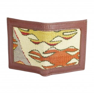 Kilim Men Wallet  - Kilim Accessories  $i