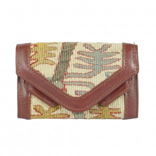 Kilim Women Wallet  - Kilim Accessories  $i