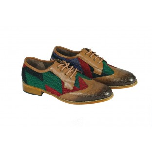 Kilim Shoes Men Kilim Shoes Men Kilim Lace Up Shoes