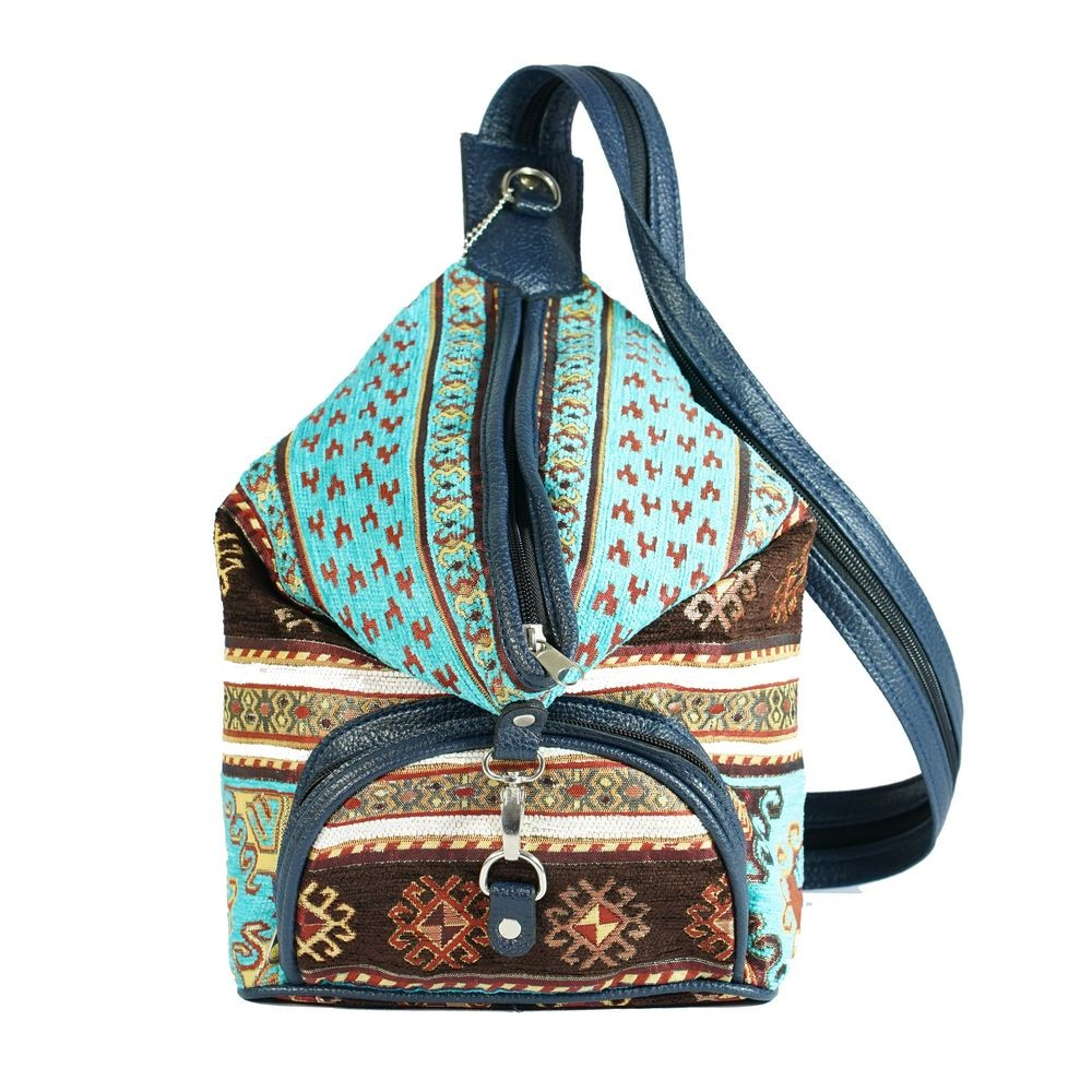 Textile Backpack  - Textile Bags
