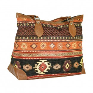 Textile Travel Bag  - Textile Bags  $i